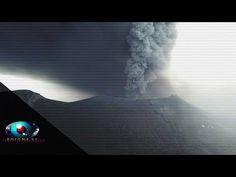 El impresionante 'despertar' de un volcán en Japón tras seis años de 'su...
