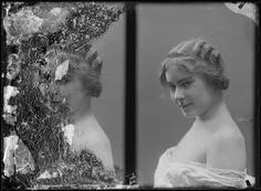 Sara Heyblom (1892-1990) Atelier Merkelbach 1912