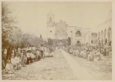 Atrio de la bufa. 1880