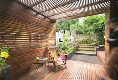 Pavilion in a Garden / CollectiveProject