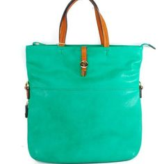 $35.99Amazon.com: Designer Inspired Simple Large Size Tote Fashion Exotic Adjustable Strap Handbag Purse in Mint Green: Clothing