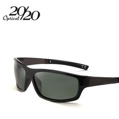 cde7d4efbd0b  EBay  20 20 New Night Vision Sunglasses Men Designer Fashion Polarized  Night Driving