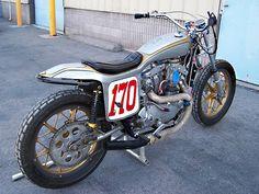 Harley FlatTracker - Pipeburn - Purveyors of Classic Motorcycles, Cafe Racers & Custom motorbikes