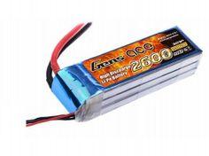 Náhled produktu - Gens ACE LiPo - 3S 2600mAh 11,1V 3S1P 25C
