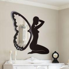 P3216 - Trilli #specchio  #specchiera #trilli #pintdecor