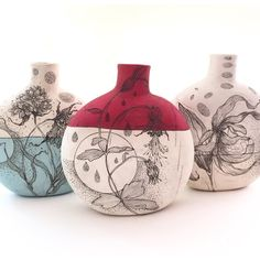 Diana Fayt, Pottery, Ceramics, Diana Fayt Ceramics, Etching In Clay,Handmade Pottery,Drawings, Illustrations,Botanical, Animals,Scrimshaw,Glowbowls,The Clayer, Online Ceramics Classes,Online Pottery Classes
