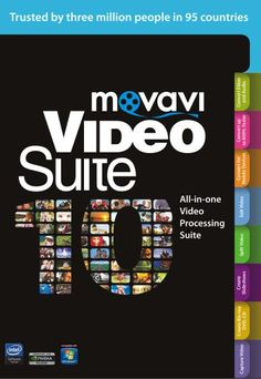 Movavi Video Suite 10 Business Edition [Download] - Deal Summer http://dealsummer.com/movavi-video-suite-10-business-edition-download/