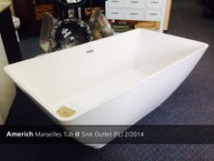 Americh Marseilles Tub @ Sink Outlet (FL) - 2014