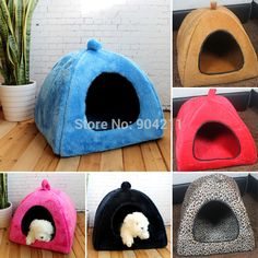 2016 Dog house Lovely Soft Pet Products New Arrival Dog Bed tent Free Shipping Pet House Cute Animal House  free shipping+gifts!