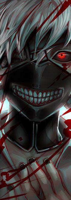 Kaneki Ken - Tokyo Ghoul | by moni158.deviantart.com on @DeviantArt