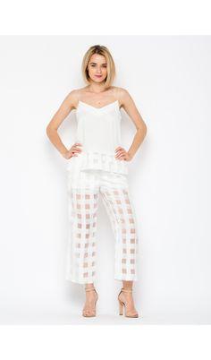 Top So Soft alb#moja #mojasosoft #mojaconceptstore #fashion #newcollection #mojacollection Jumpsuit, Tops, Dresses, Fashion, Overalls, Moda, Monkey, Vestidos, Fashion Styles