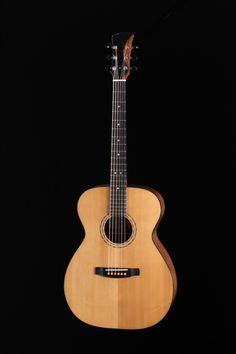 Guitare de Bianelle Corriveau-Therrien, finissante 2016, École nationale de lutherie