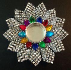 Fancy Tlight holder:)Inbox for details..........https://www.facebook.com/Akarshan-118770968462508/
