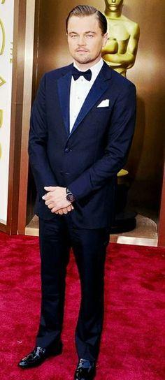 Leonardo DiCaprio, Oscars 2014.