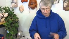 Paper Mache Artist, Jonni Good's clay recipe.  She has many video tutorials and free information. Books also available on Amazon.