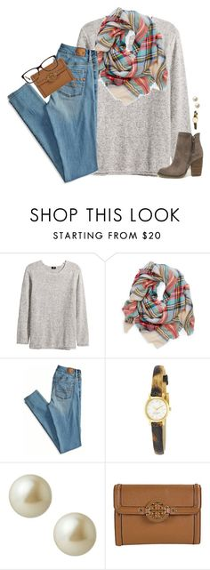 today, is the 10 year anniversary of when Tory and Gabriella met in the ski lodge in Salt Lake City. by kaley-ii on Polyvore featuring H&M, American Eagle Outfitters, Tory Burch, Kate Spade, Carolee, Coach and Sbicca