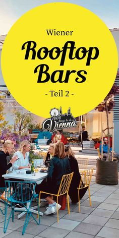 Die schönsten Dachterrassen-Bars in Wien 2019 – Teil 2 Fancy a drink in the sun over the rooftops of Vienna? Then off to one of the most beautiful roof terrace bars in Vienna. Rooftop Terrace Design, Rooftop Bar, Garden Ideas To Make, Nyc, Pergola Plans, Diy Pergola, Toscana, Positano, Buenos Aires