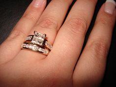 Wedding Rings For Women On Hand