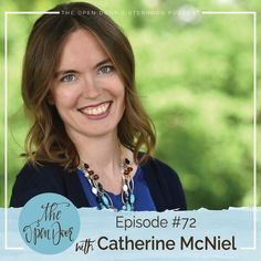 Sister Interview: Catherine McNiel | In her book Long Days of Small Things: Motherhood as a Spiritual Discipline, Catherine talks about discovering the spiritual disciplines already built into a mother's days. She shares some of those practices with us on this episode. An encouraging conversation for any mom who has ever wondered, can I connect with God during these minutes, days, years of caring for small people and living in the middle of the mundane? | Podcast