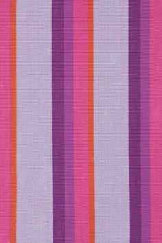 Dash & Albert Rug Company » Quartz Stripe Woven Cotton Rug - Greta's room