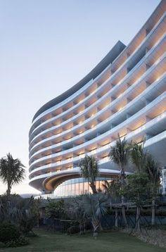 Gallery of Hainan Blue Bay Westin Resort Hotel / gad·Zhejiang Greenton Architectural Design - 1