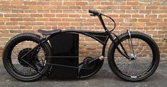 bicicletas de estilo chopper