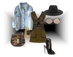 On the edge by rafaela-coelho on Polyvore featuring 10 Crosby Derek Lam, Christian Louboutin, Chloé, Chanel, Banana Republic, rag & bone and Marc by Marc Jacobs
