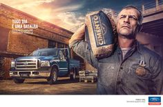 Every Day is a Battle - Ford on Behance Creative Advertising, Advertising Design, Ford, T Shirt Photo Printing, Desgin, Banks Ads, Funny Ads, Best Ads, Ad Art
