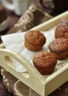 Citromos minimuffinok (tej, cukor és gluténmentes)   Csak a Puffin Izu, Paleo Dessert, Cukor, Muffin, Cookies, Breakfast, Food, Cupcake, Crack Crackers