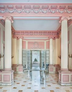 Pink Room, Havanna, Cuba, 2014 | From a unique collection of photography at https://www.1stdibs.com/art/photography/photography/