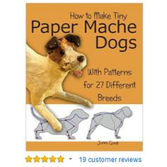 How to make dog sculptures