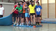 Evolución - Haciendo el caterpie - 00321 #Juegosmotores #inef #ccafd #ugr #educacionfisica #physicaleducation @Fac_Deporte_UGR @CanalUGR