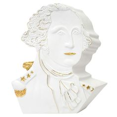George sculpture, $595/Jonathan Adler