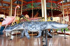 dc carousel images | ... Zoo Debuts One of World's First Solar-Powered Carousels « CBS DC