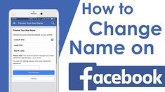 Facebook Profile Name Change In 2020 Changing Your Name Facebook Profile Name Change