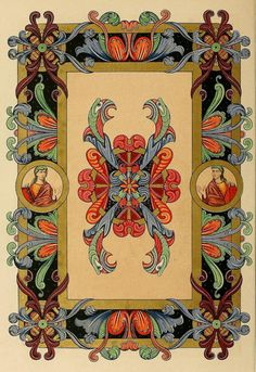 Pagina adornada-The Gospels of Sundays and feasts of the year-Vol 2 - 1864 - Leon Curmer