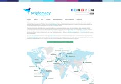 Twiplomacy is the first-ever global study of world leaders on Twitter. The governments of almost two-thirds of the 193 UN member countries have a presence on Twitter: 45% of the 264 accounts analysed are personal accounts of heads of state and government, but just 30 world leaders tweet themselves and very few on a regular basis.