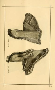 Fashion book : novelties, costumes, mantles, mi...