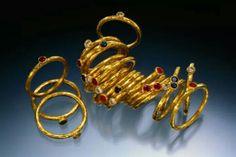 GURHAN stack rings