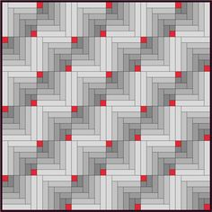 Note: The many photos in this post are fairly large on the screen. If you'd like to see these quilt illustrations smaller so more than one fits on the screen, try pressing CTRL and – (m…