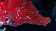 An image of Cuba following Hurricane Matthew. Acquired by UK-DMC2. Hurricane Matthew, All Band, Cuba, Image