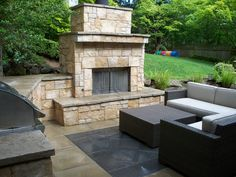 My poor hubby and his masonry work, now he gets to build me this for our backyard. Love him though :)