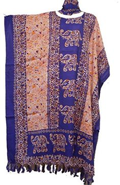 Decoraapparel Womens Long Ethnic Batik Caftan Tribal Gyps... https://www.amazon.com/dp/B079NZ3PV7/ref=cm_sw_r_pi_dp_U_x_2NyGAb2Q1J54J