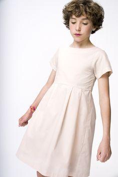 vestido rosa Short Sleeve Dresses, Dresses With Sleeves, Outfits, Shopping, Fashion, Pink Sundress, Vestidos, Gift, Moda