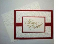 lindas tarjetas de navidad hechas a mano u preprate con anticipacin