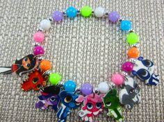 Your place to buy and sell all things handmade Little Pet Shop, My Little Pony Friendship, Cool Cartoons, Lps, Beaded Necklace, Gift Ideas, Trending Outfits, Random, Cake