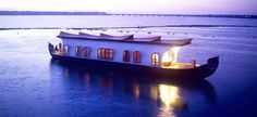 Kerala Houseboat Vacation - Kerala Vacation lighter is found in Alleppey, simply 109 yards from Nehru Trophy race. Book with IDMS Tours.