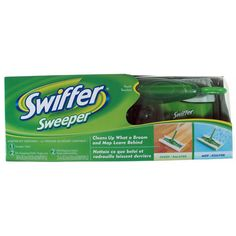 #DreamDormOCM Swiffer - Sweeper Starter Kit | Dorm Room and Apartment | OCM.com