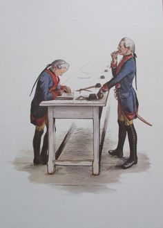 Military Divisions, Frederick The Great, Seven Years' War, Rifles, 18th Century, History, Ebay, Fictional Characters, Dibujo