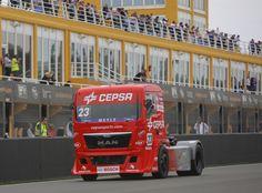 Albacete en la primera carrera